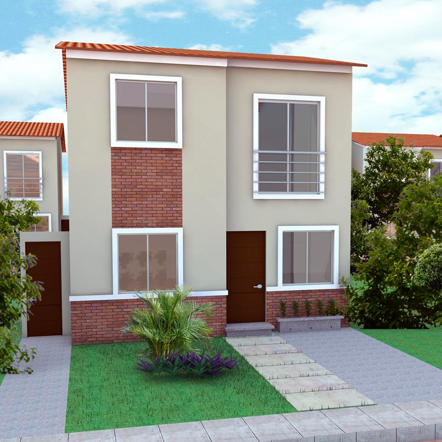 Villa italia casas en guayaquil for Villa de casas