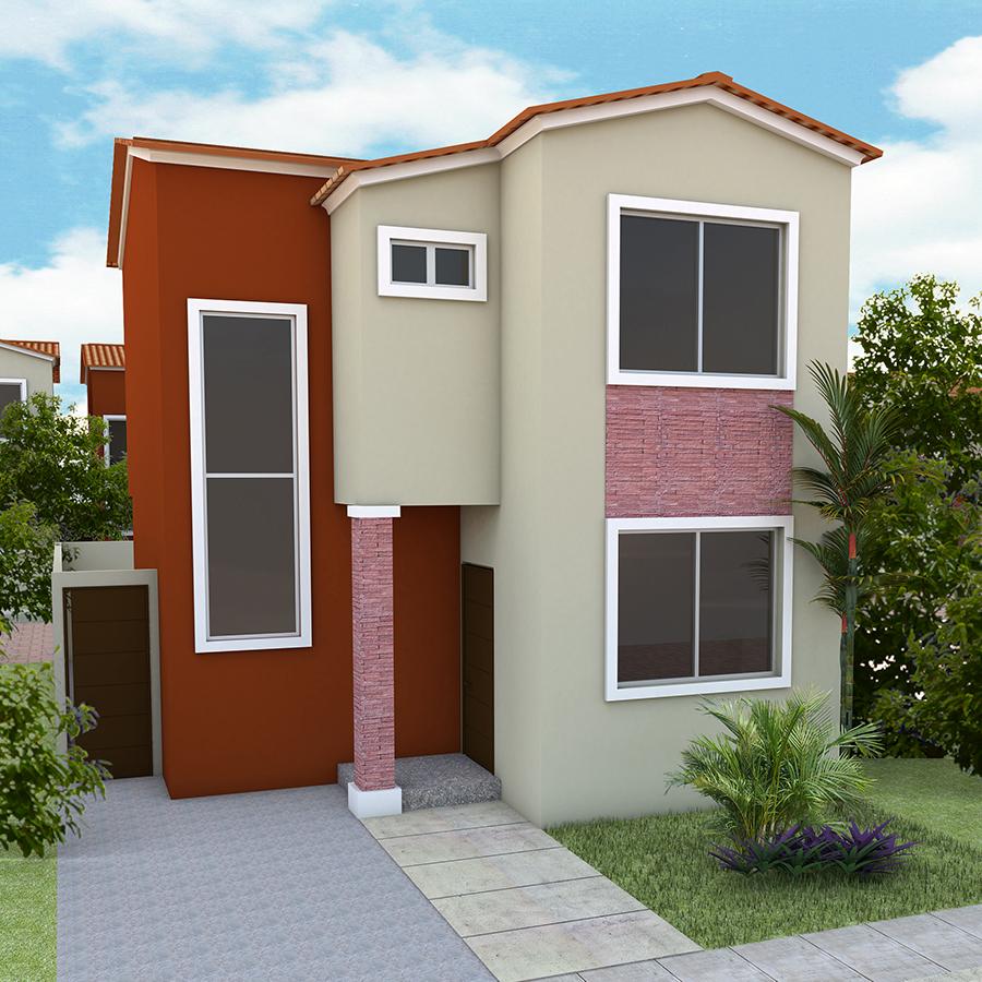 villa italia casas en guayaquil ForVilla Italia Modelos